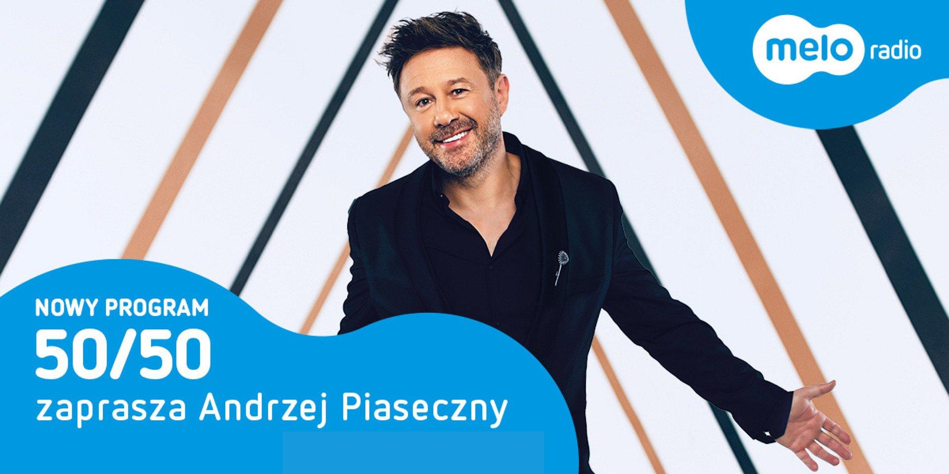 Andrzej Piaseczny z programem w Meloradiu