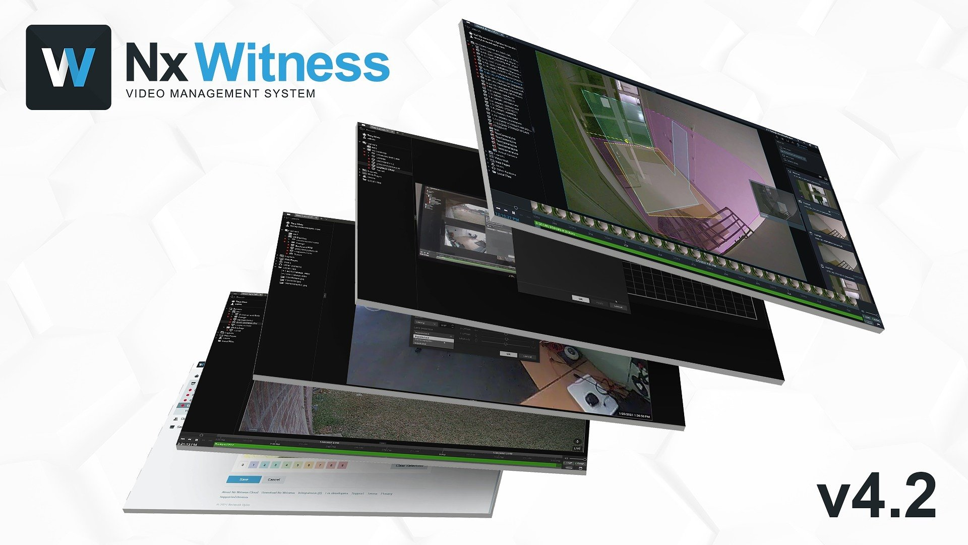 Nx Witness v4.2 - Available Now from Network Optix