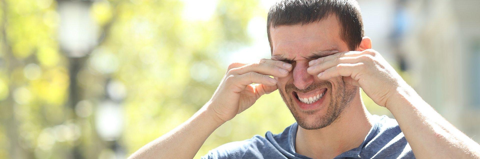 Blisko połowa Polaków narzeka na dolegliwości oczu! Najnowszy raport pokazuje, że trzeba mówić o ochronie oczu przed alergią