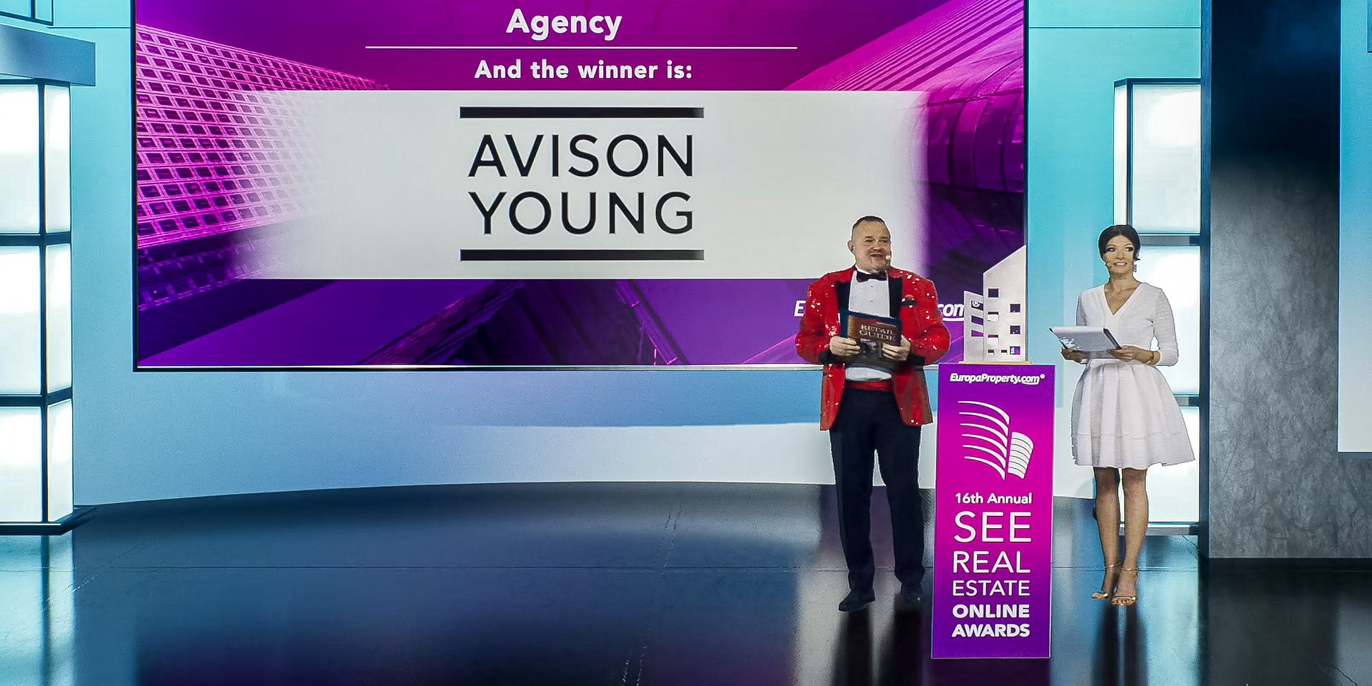 Avison Young z nagrodą dla najlepszej agencji doradczej podczas gali SEE Real Estate Awards