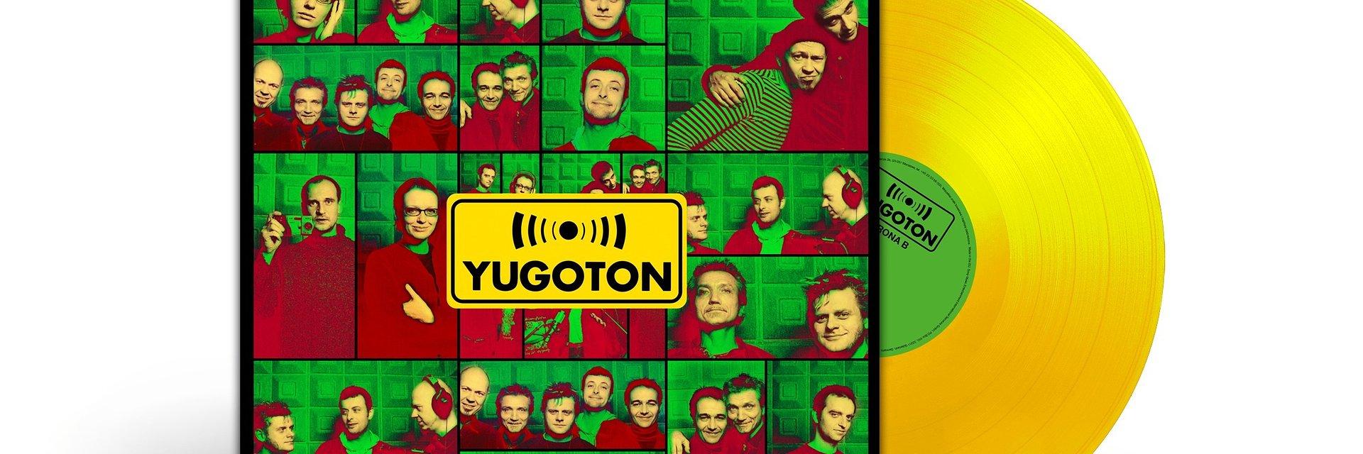 """Kolekcjonerskie wydanie albumu """"Yugoton"""" na żółtym winylu już w sprzedaży!"""