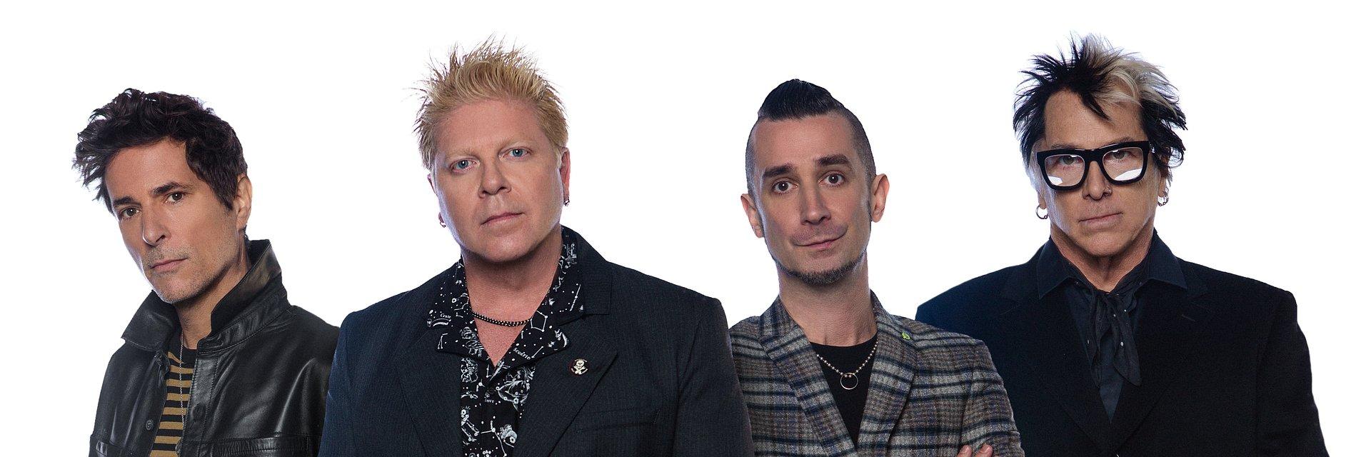 """The Offspring ze strzałem w dziesiątkę – album """"Let The Bad Times Roll"""" już dostępny"""