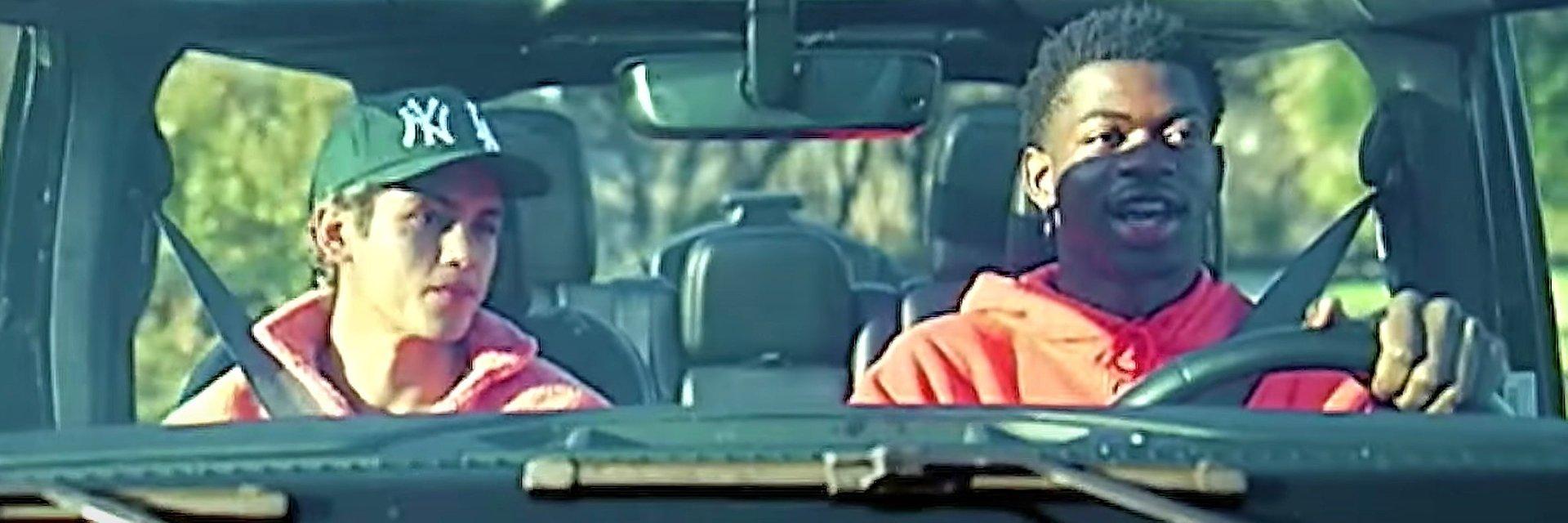 Surrealistyczna przygoda Lil Nas X'a i Dominica Fike'a w teledysku BROCKHAMPTON