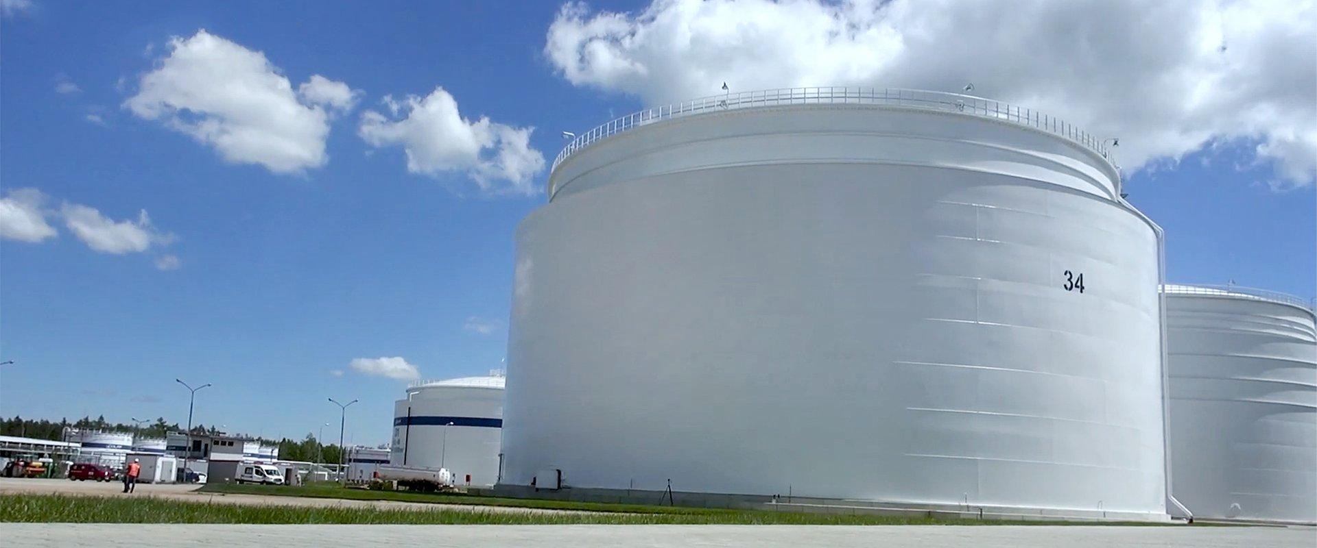W przyszłym roku PERN dostarczy Klientom aż 7 nowych zbiorników na paliwa