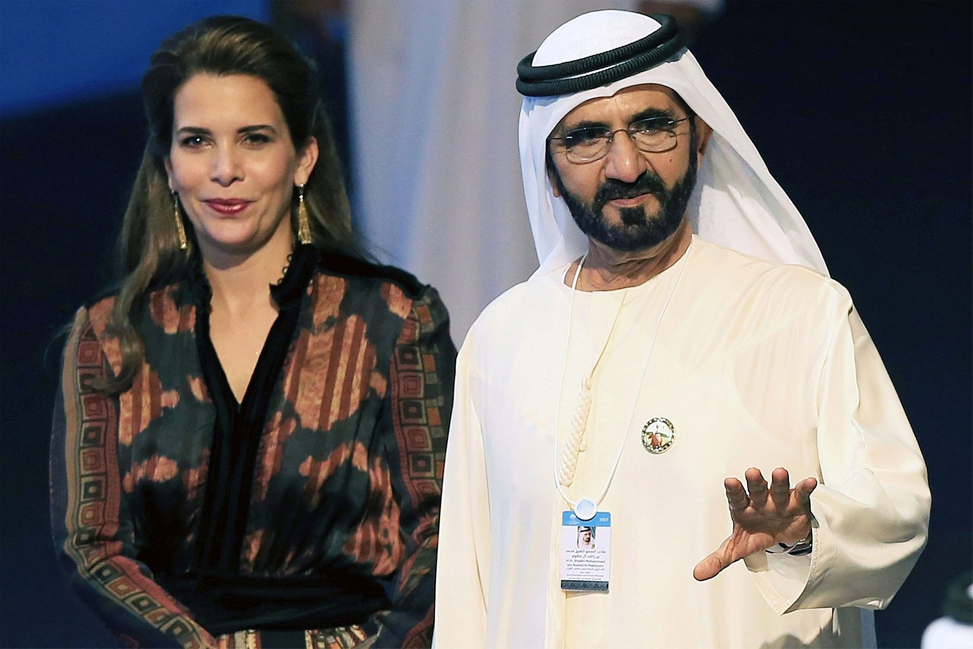 Princess Latifa Safety Central to Princess Haya's Custody Case says QC