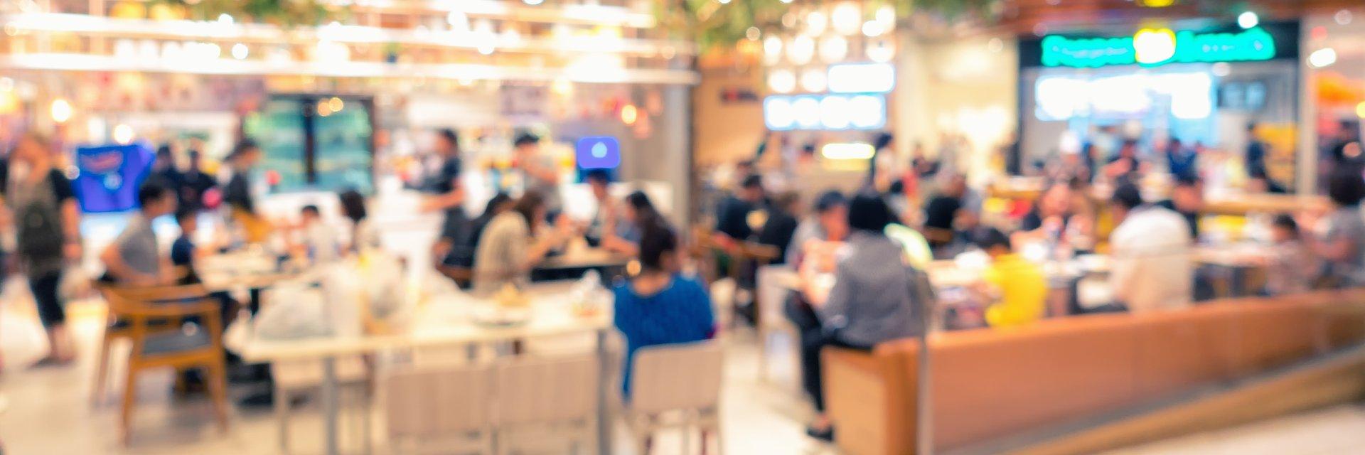 Potężne straty gastronomii w centrach handlowych. W przyszłości lokale przeniosą się na ulice handlowe
