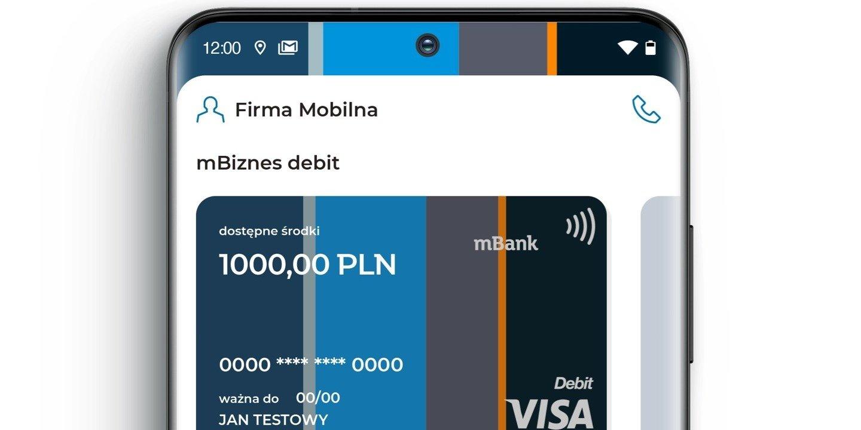 Doświadczenie użytkownika na miarę ery cyfrowej w nowej aplikacji mobilnej mBank CompanyMobile