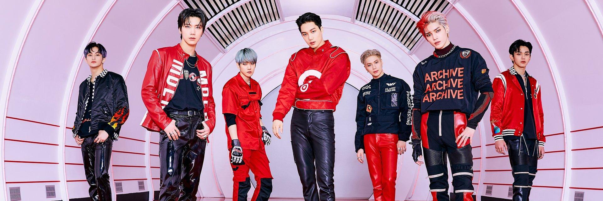 Sensacja k-popu SuperM w wydaniu retro funk