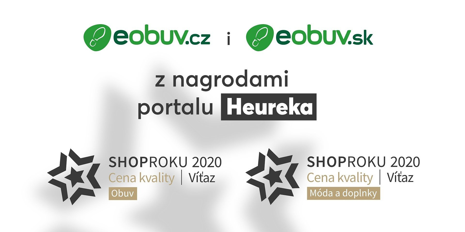 Nagrody dla czeskiej i słowackiej domeny eobuwie.pl