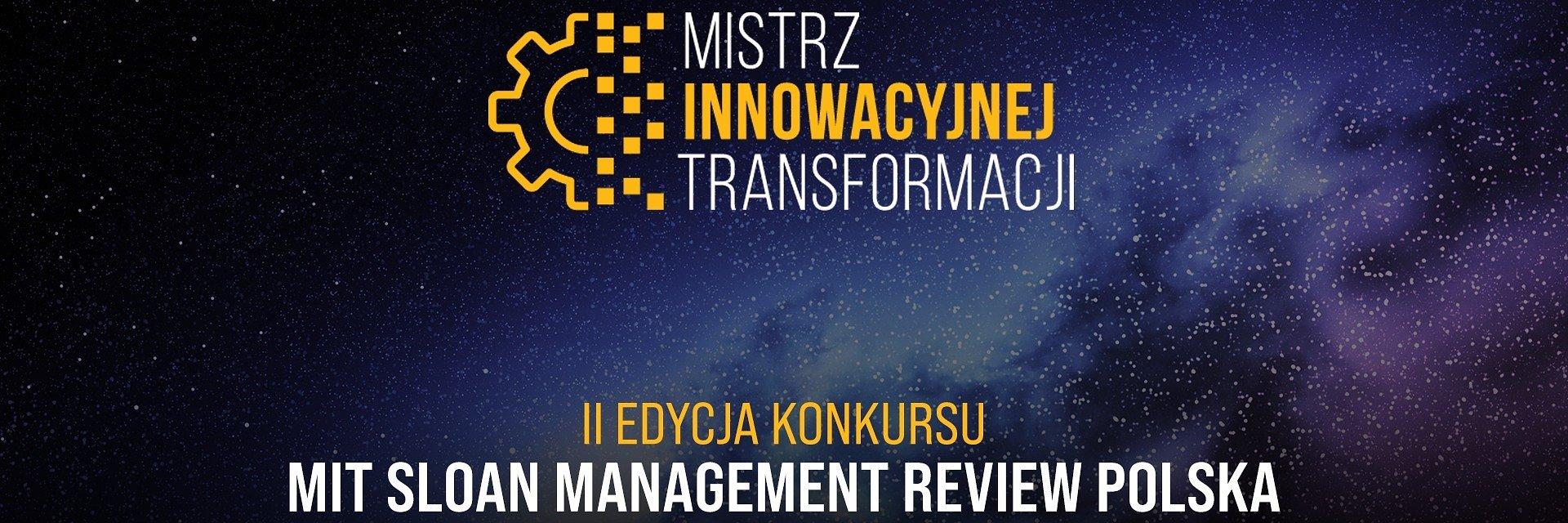 Poznaliśmy Mistrzów Innowacyjnej Transformacji