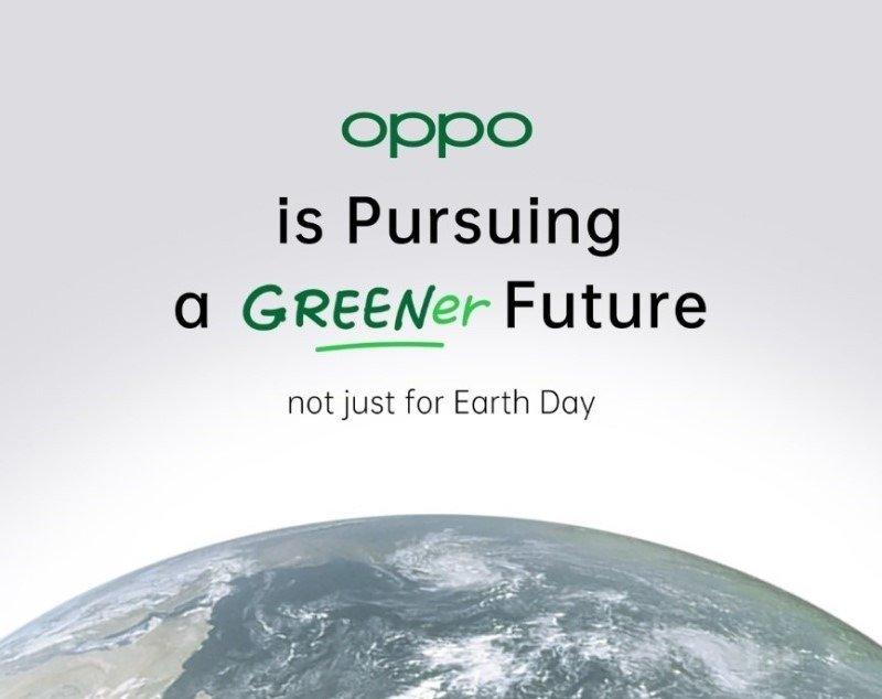 OPPO działa w trosce o zrównoważony ekosystem
