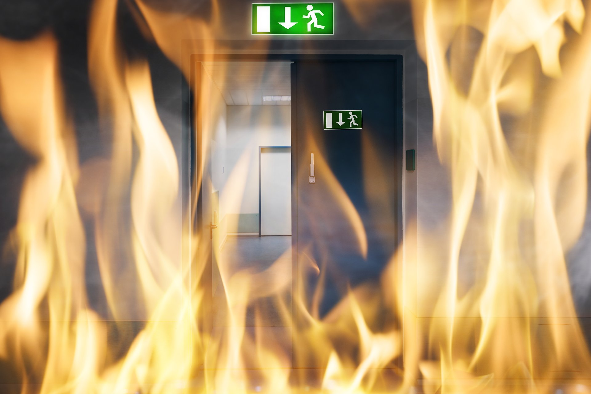 Pożar zniszczył aptekę w Jedwabnem. Można pomóc w jej odbudowie!