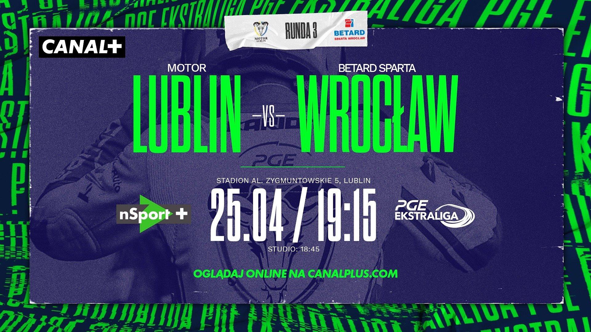 Derby Krakowa i powrót żużla. Zapowiedź weekendu w CANAL+