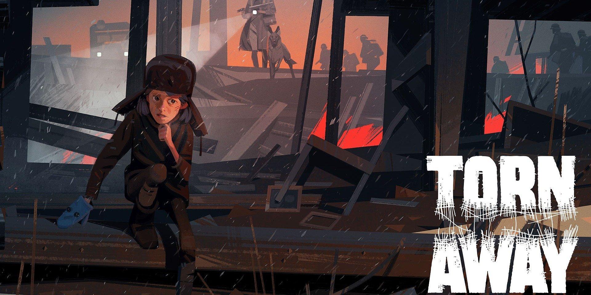 TORN AWAY – traumatyczna rzeczywistość wojny zaprezentowana z perspektywy dziecka