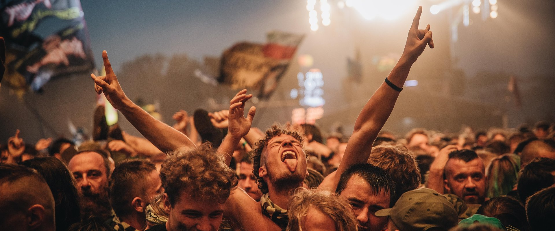 Pol'and'Rock Festival 2021 has a new home!