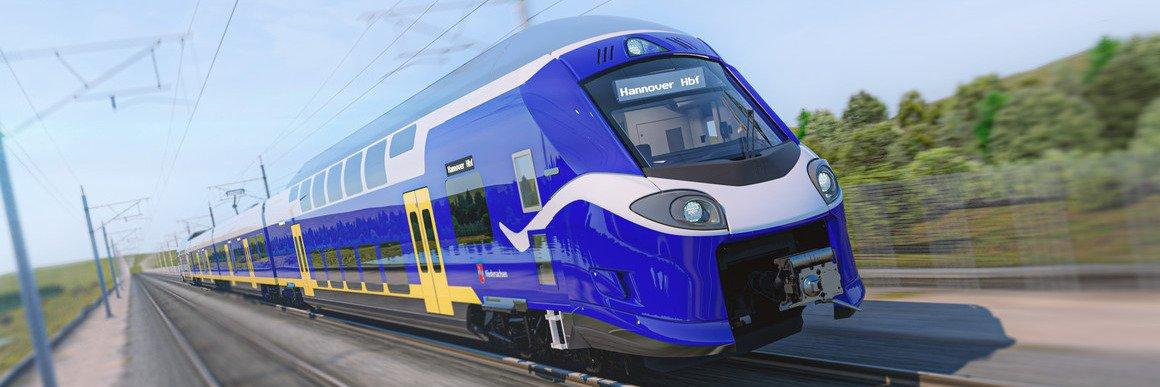 Chorzowski Alstom wyprodukuje pociągi dla niemieckiego przewoźnika