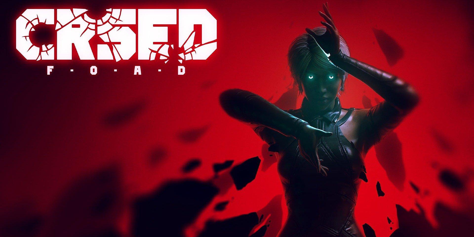 Hráči CRSED: F.O.A.D. mohou způsobit létání skal a vzestup vraždících duchů