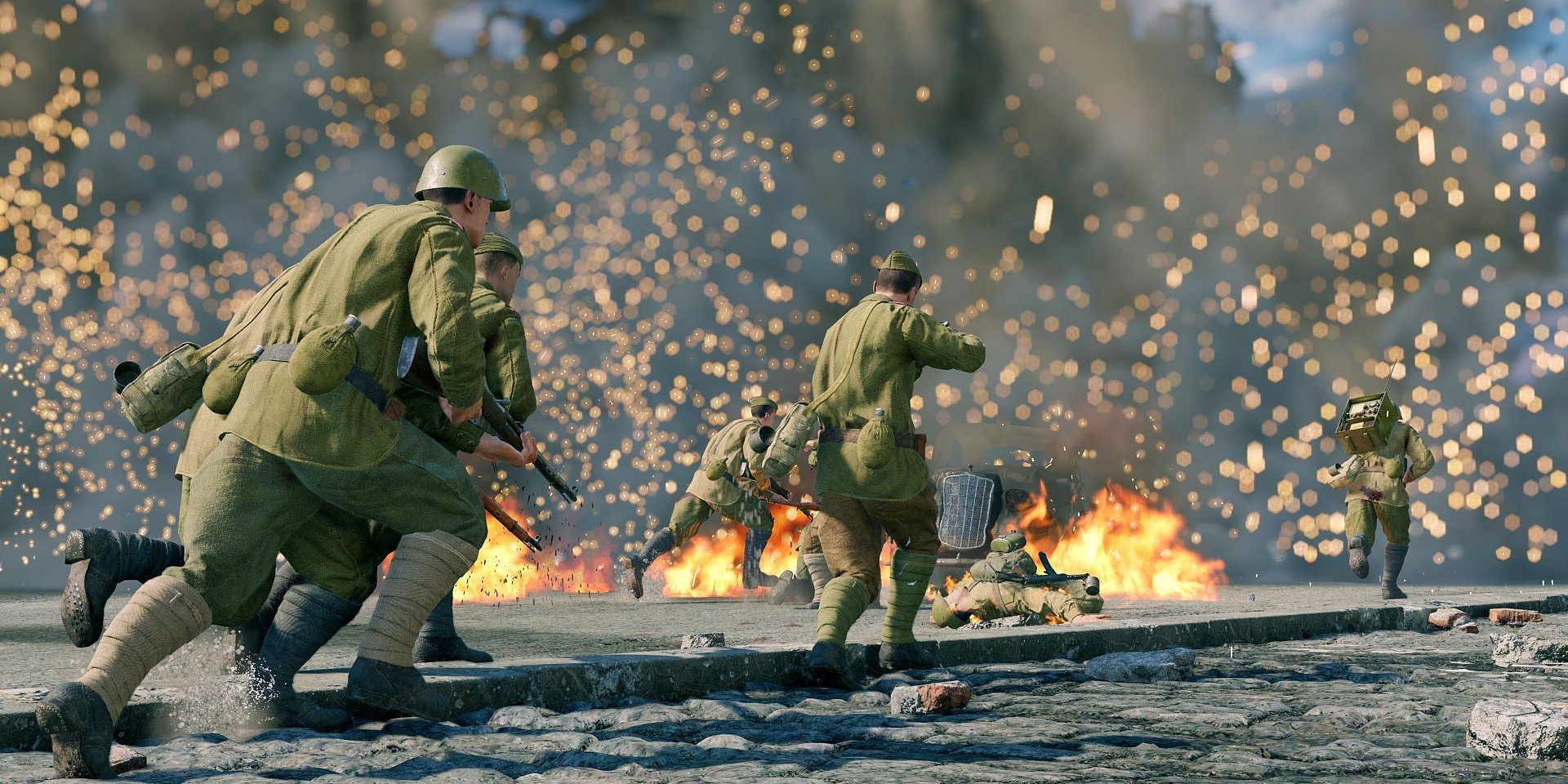 Battle of Berlin Closed Beta Testing Now Available for Enlisted Players
