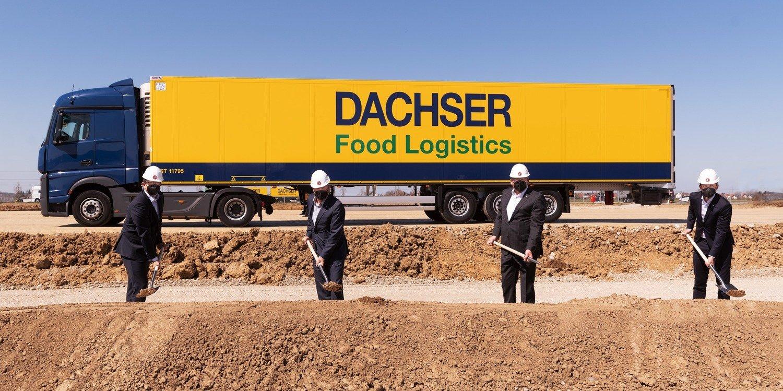 DACHSER buduje nowy magazyn w Memmingen