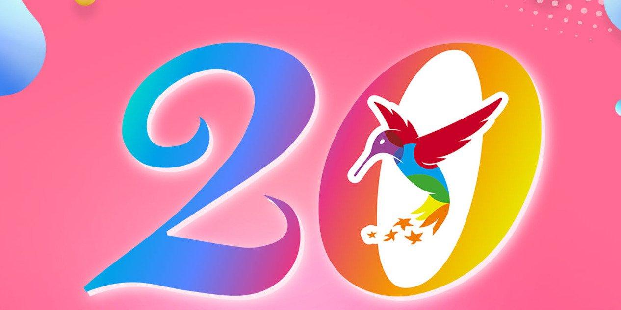 ADATA obchodzi swoje 20. urodziny! Do wygrania atrakcyjne nagrody