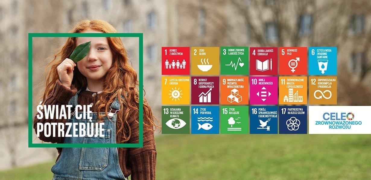 Bank BNP Paribas sprawdził, co Polacy wiedzą o SDGs i co robią, kiedy świat nas potrzebuje