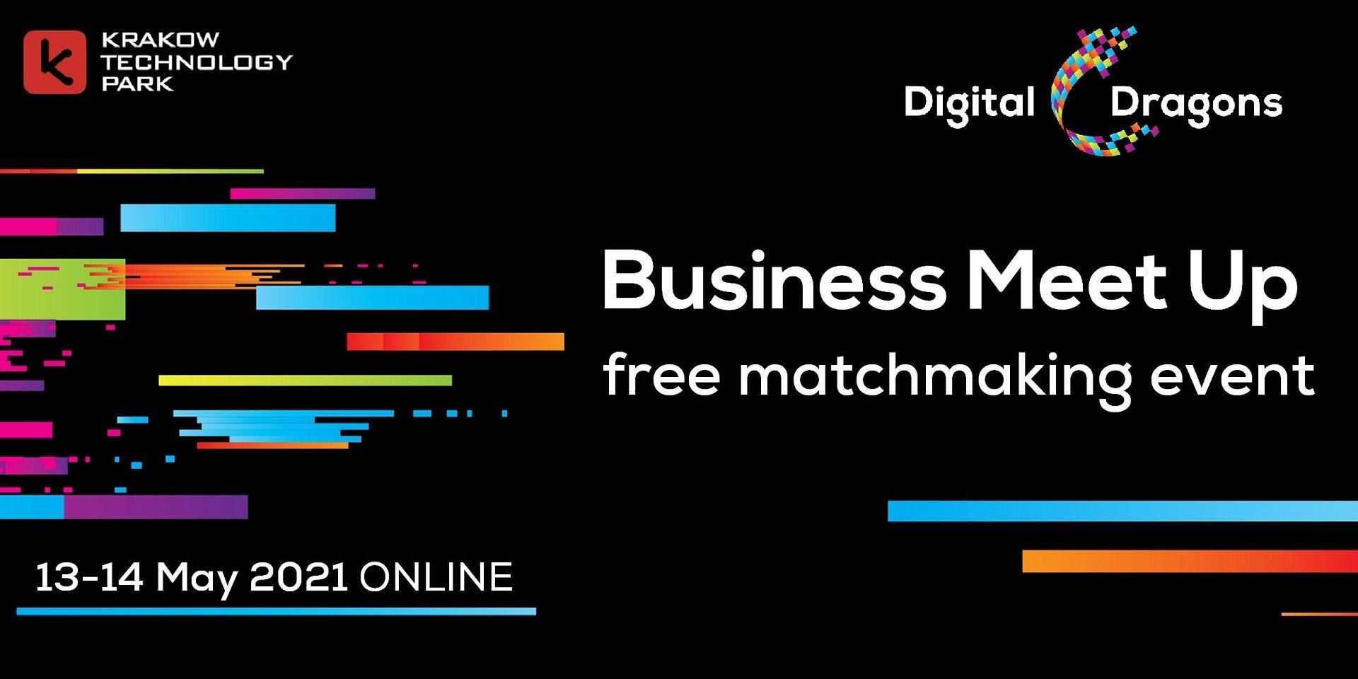 Регистрируйтесь на майском мероприятии Digital Dragons Business Meet Up бесплатно! Уже сейчас!