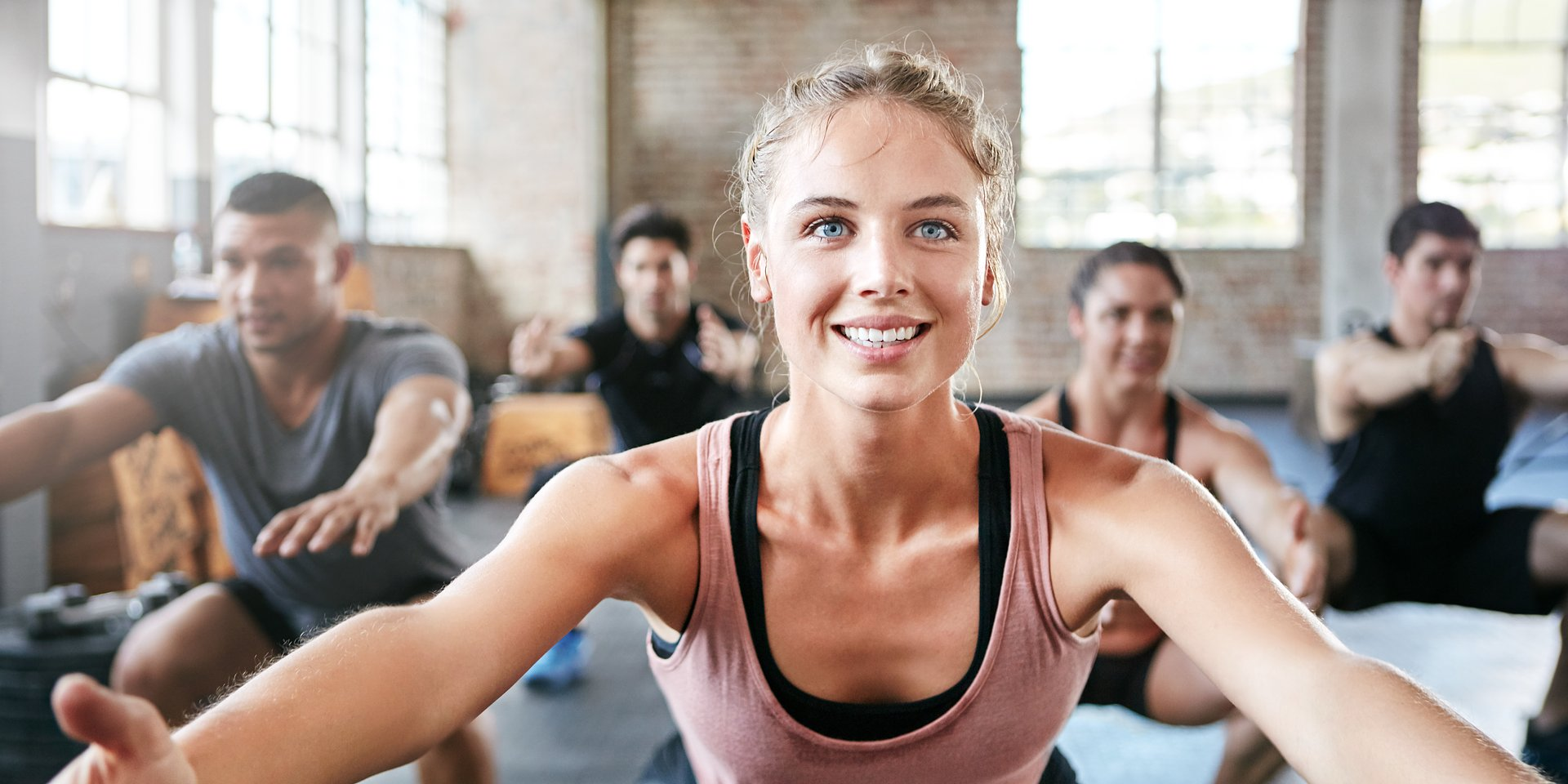 Research in the fitness industry confirms: clubs and gyms are safe