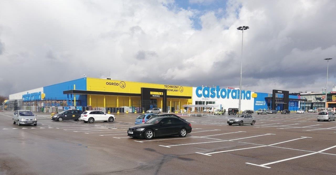 Nowa Castorama w Rzeszowie
