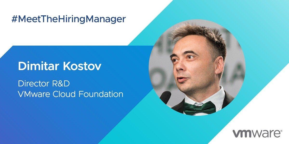 The Hiring Manager: Dimitar Kostov