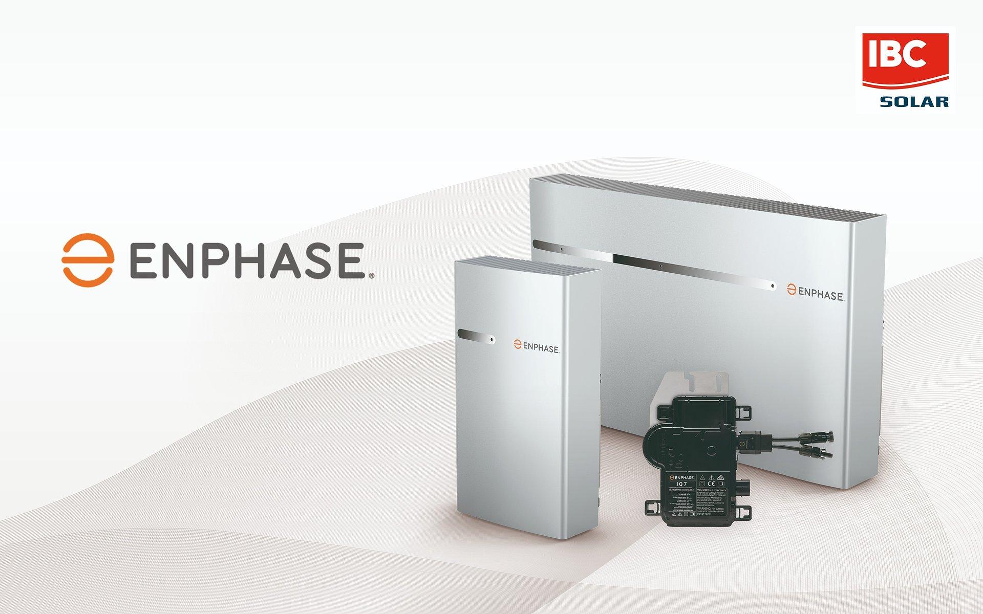 IBC SOLAR powiększa swoją ofertę o mikroinwertery i systemy magazynowania amerykańskiego producenta
