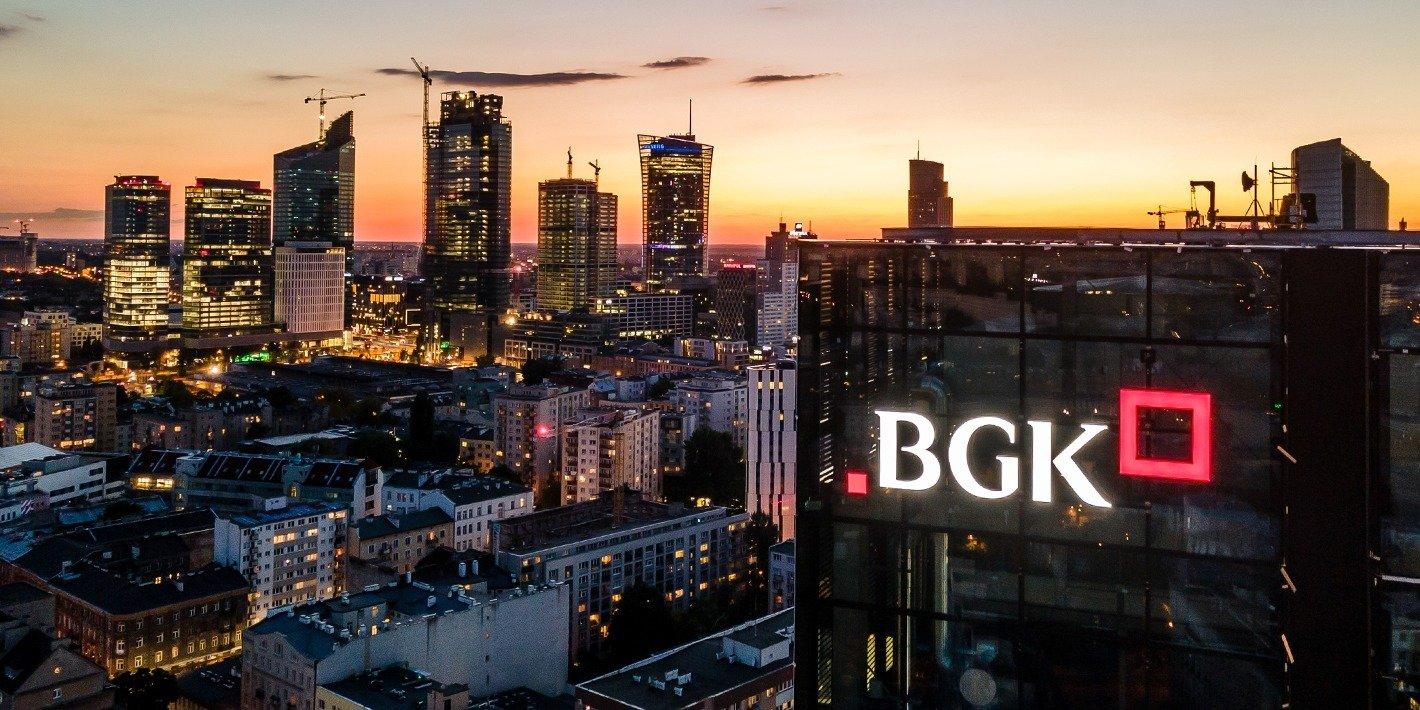 BGK: w 2020 r. 120 mld zł wsparcia dla polskiej gospodarki