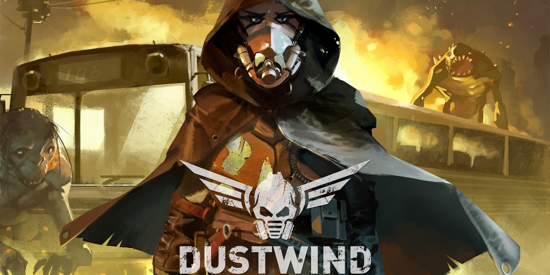 Dustwind – The Last Resort выходит на консолях!