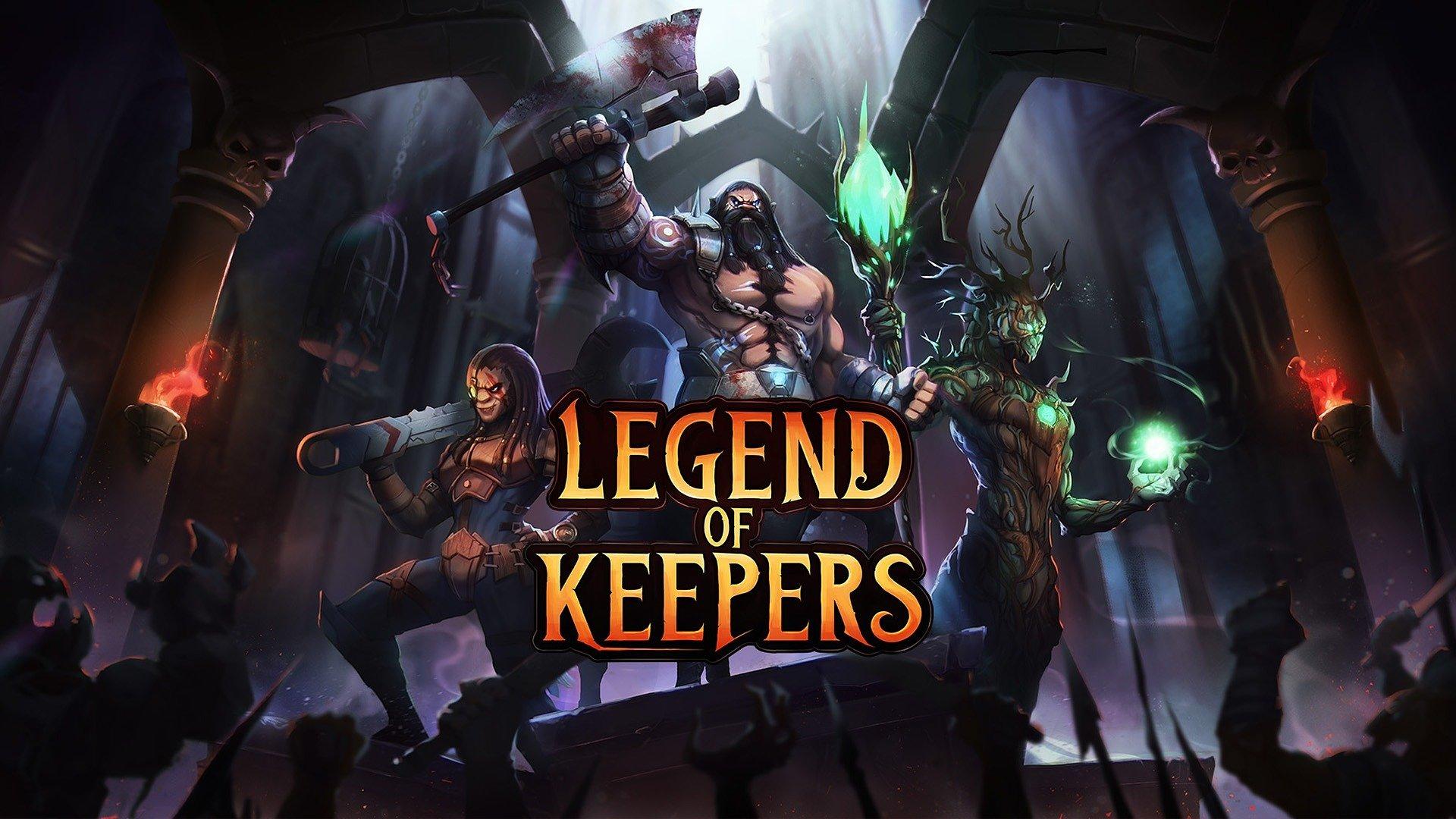Czas bohaterów. Poprawka - czas miażdżenia bohaterów. Legend of Keepers już dostępne na PC, Stadia i Nintendo Switch