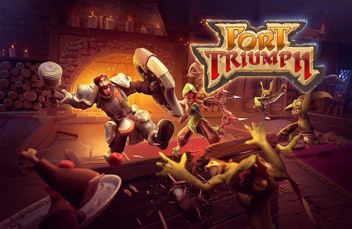Fantastyczna gra taktyczna, Fort Triumph, wyjdzie na konsole jeszcze w tym roku!