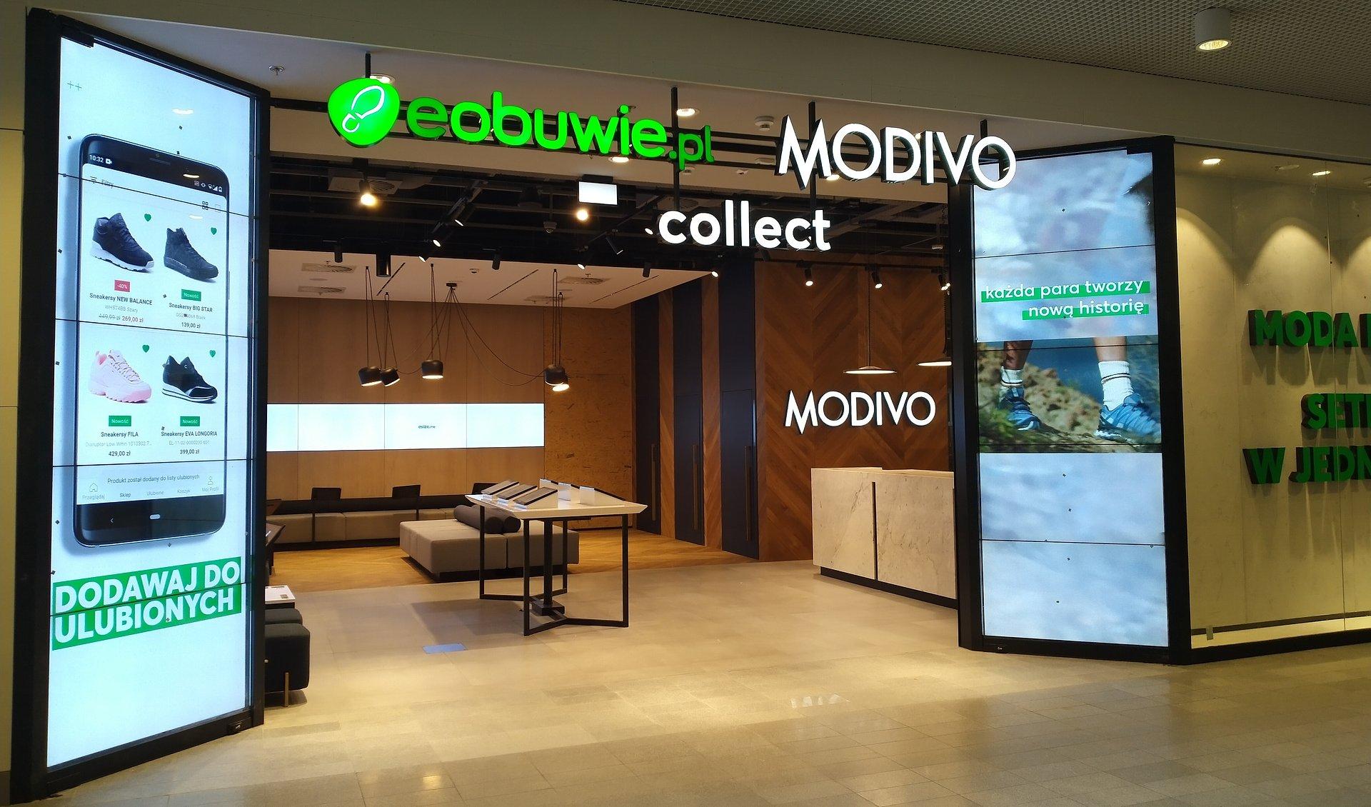 Eobuwie.pl uruchamia koncept sklepu EOBUWIE.PL & MODIVO COLLECT