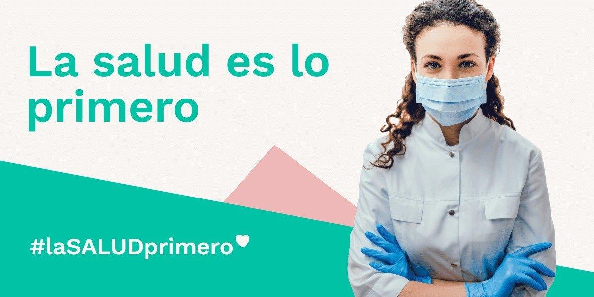 #LaSaludPrimero, la campaña de Doctoralia para concienciar sobre el cuidado de la salud