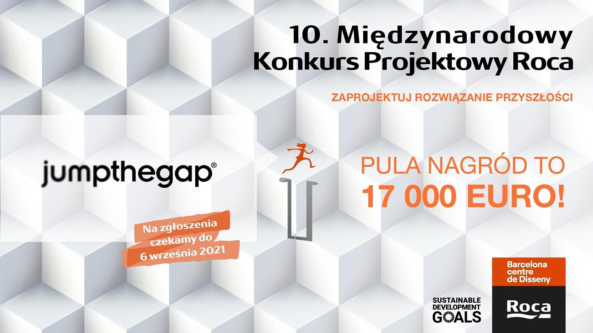 jumpthegap® – wystartowała kolejna edycja prestiżowego konkursu designu