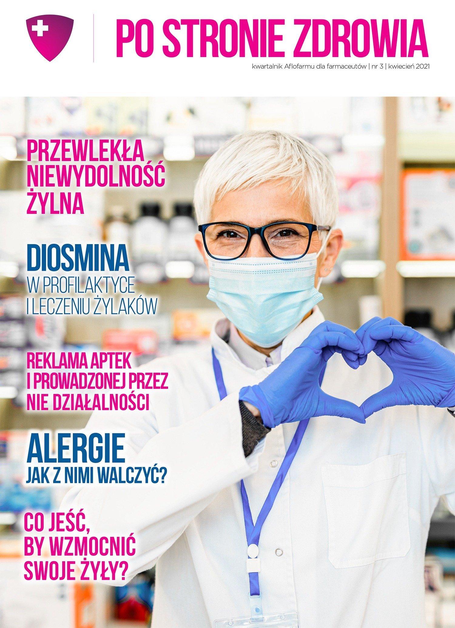 Kwartalnik dla farmaceutów - wydanie 3