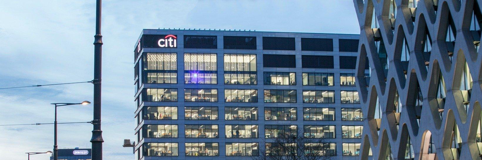 Grupa Citi rozwija się w Warszawie, zostaje najemcą powierzchni biurowej w Browarach Warszawskich