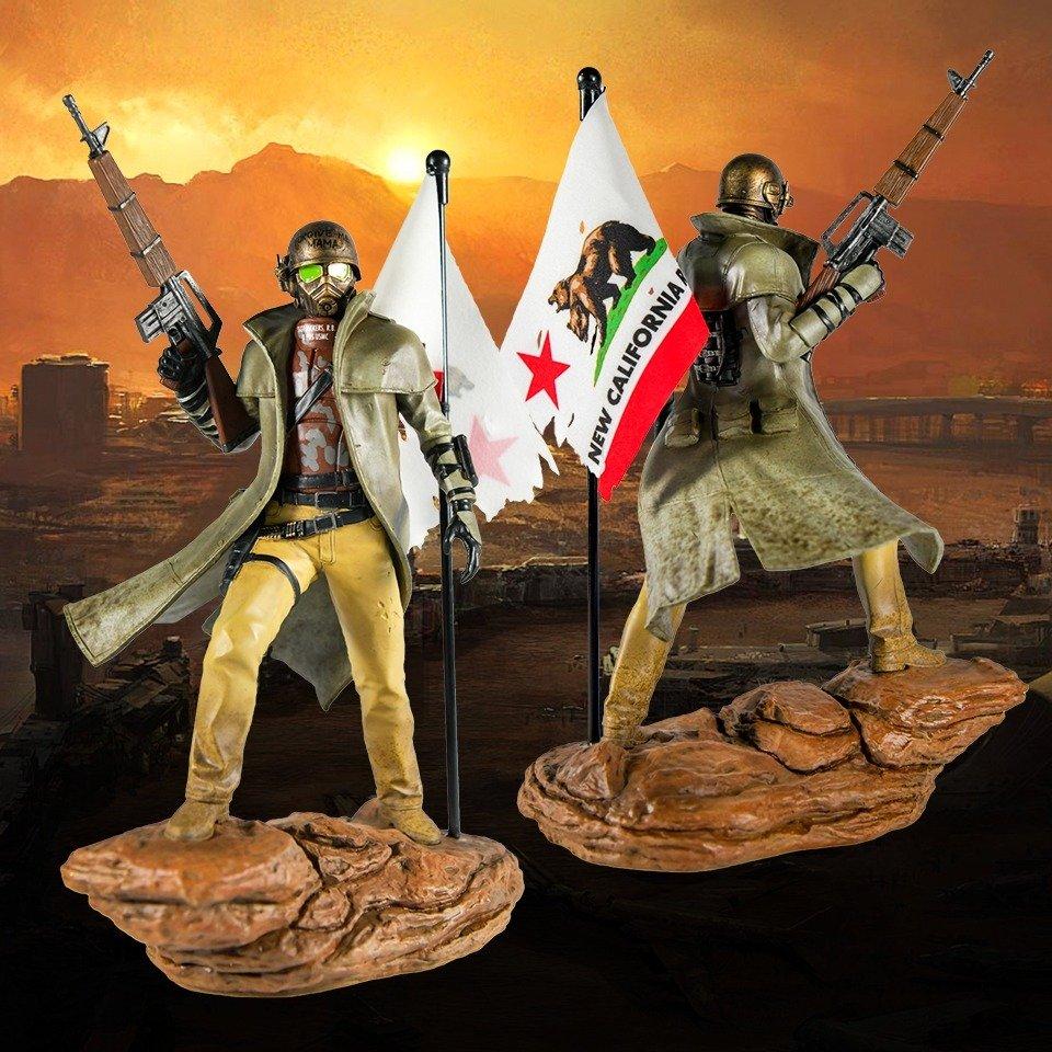 Product Announcement | NCR Desert Ranger Statue