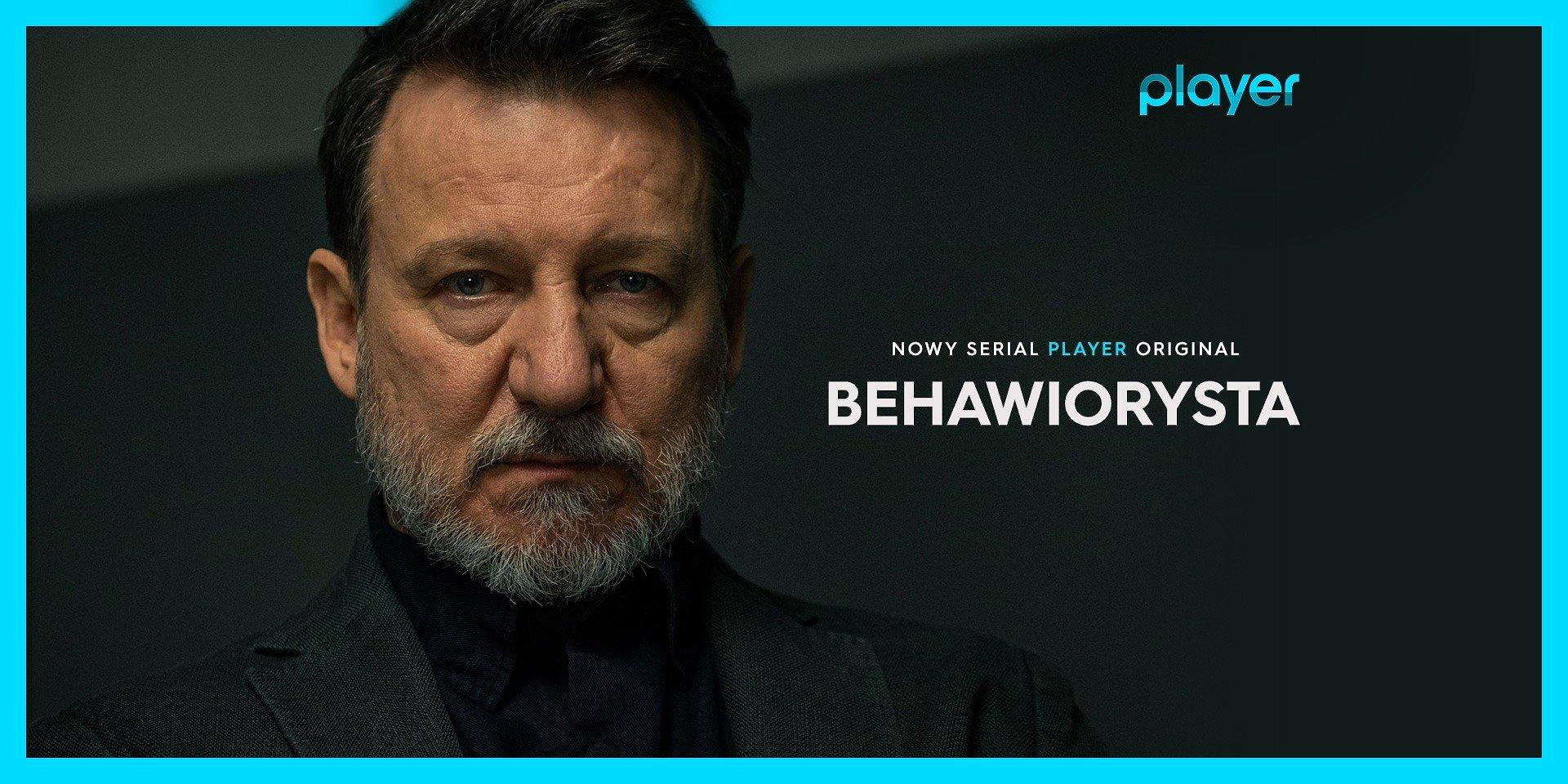 """""""Behawiorysta"""" - nowy serial Player Original, na podstawie bestsellerowej powieści Remigiusza Mroza!"""