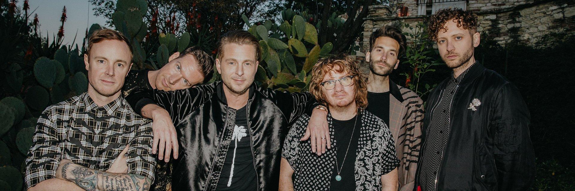 "OneRepublic z nowym singlem i klipem ""Run"""