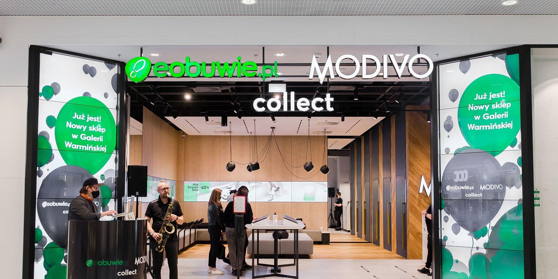 eobuwie.pl & Modivo Collect – pierwszy taki koncept w Polsce!