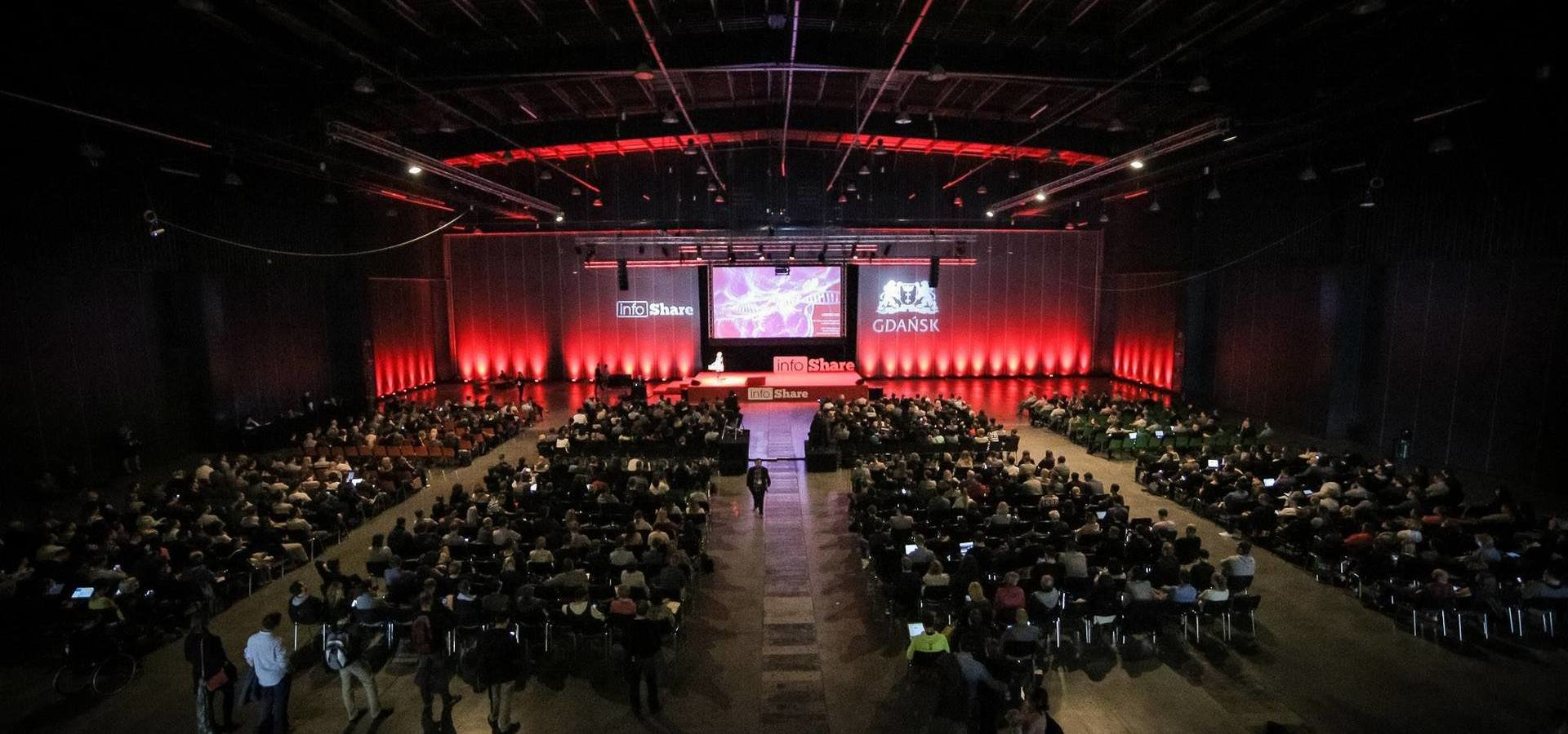 infoShare 2017 press accreditations - you can now apply