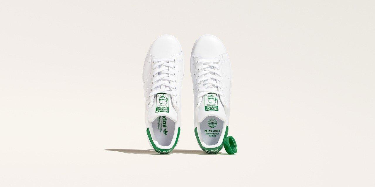 Doświadcz nowych, przyjaznych planecie adidas Stan Smith, dzięki rozszerzonej rzeczywistości.