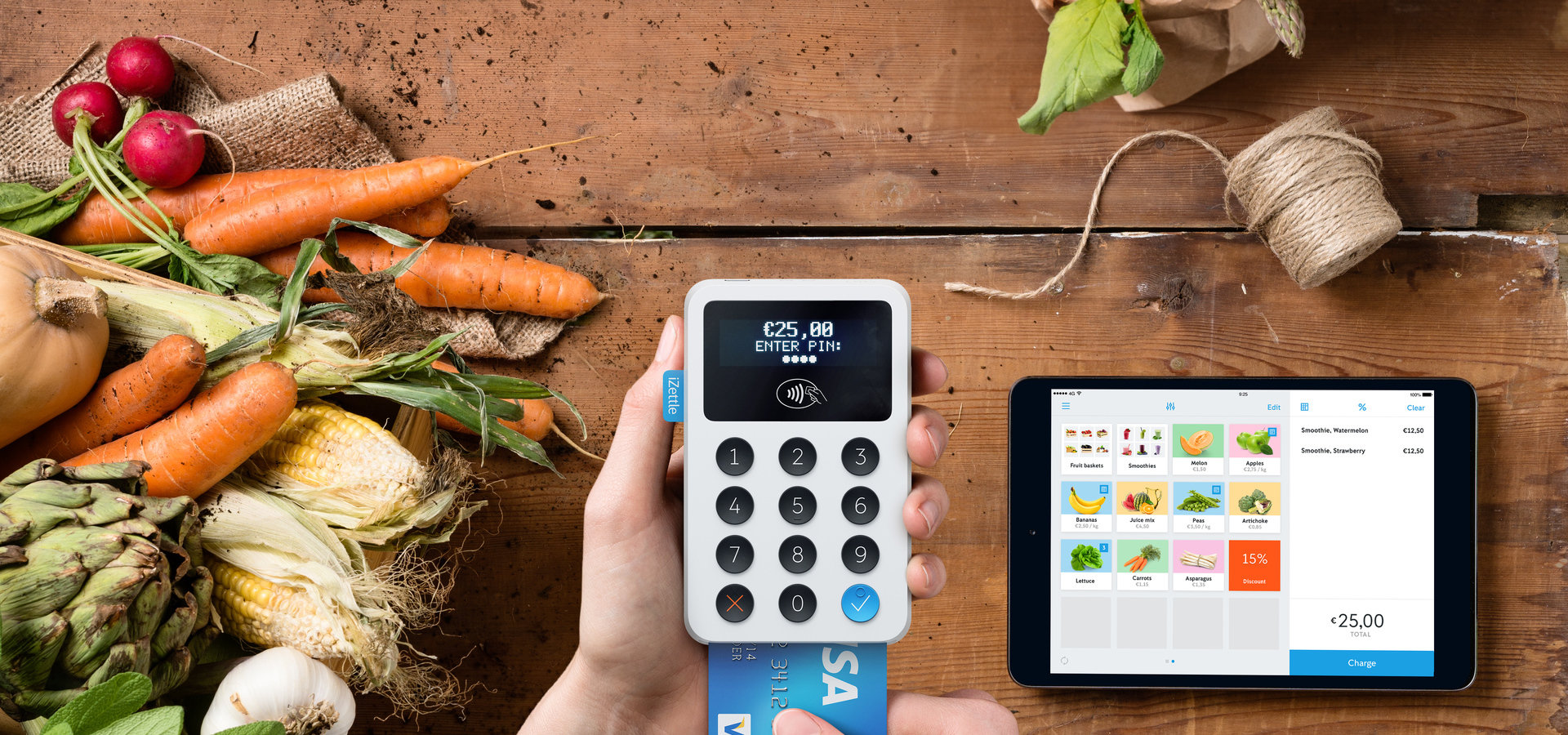 iZettle from MCI.TechVentures portfolio joins forces with UnionPay International