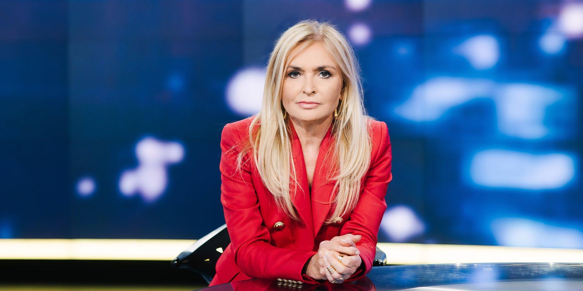 """""""Monika Olejnik. Otwarcie"""" – nowy program bezkompromisowej dziennikarki w TVN24 GO!"""