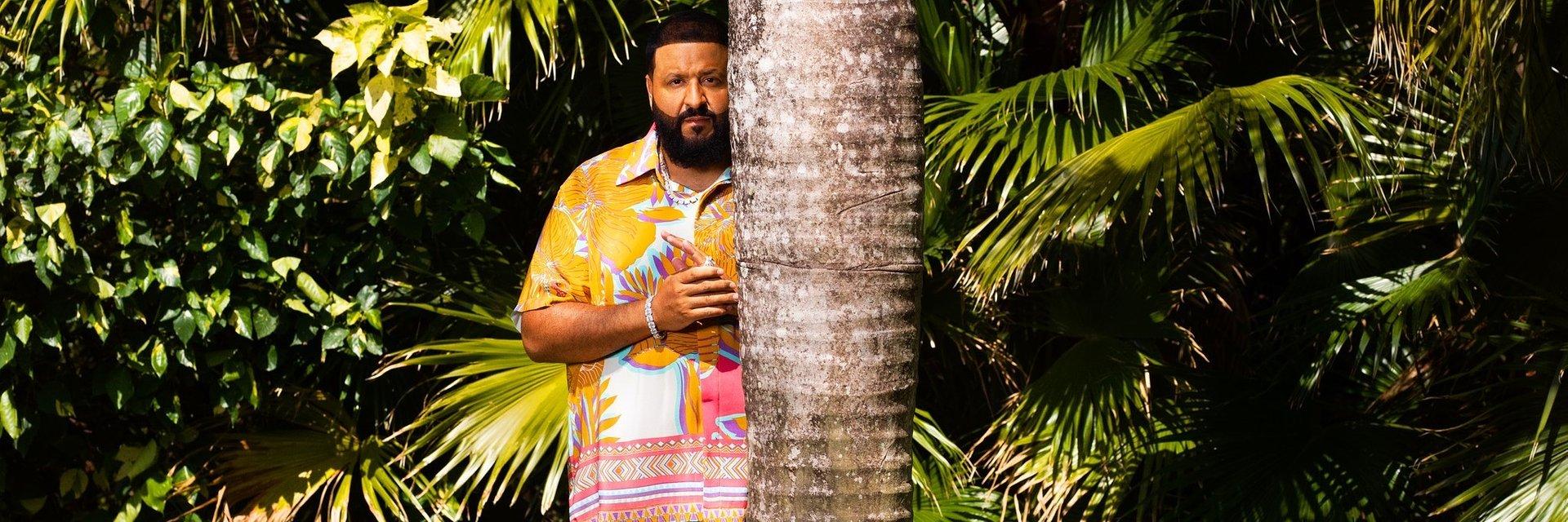 DJ Khaled z numerem 1 na Billboardzie!