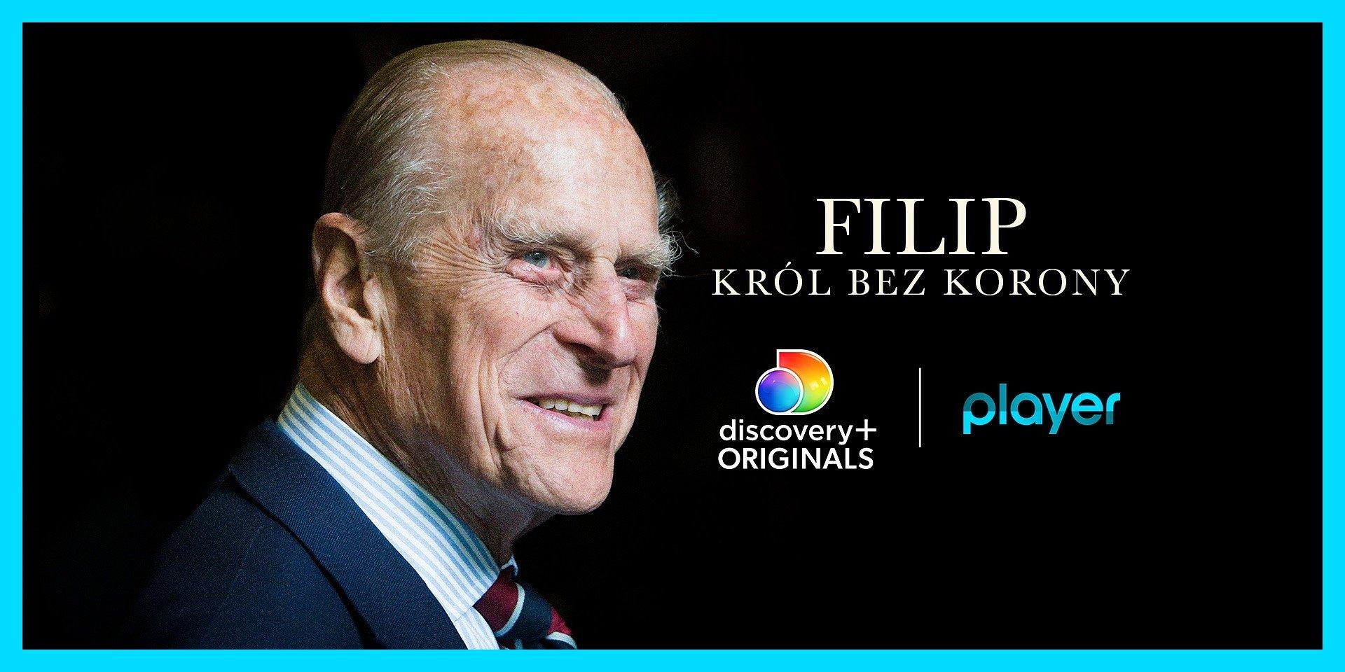 """""""Filip: Król bez korony"""" – nowy film discovery+ Originals tylko na Playerze!"""