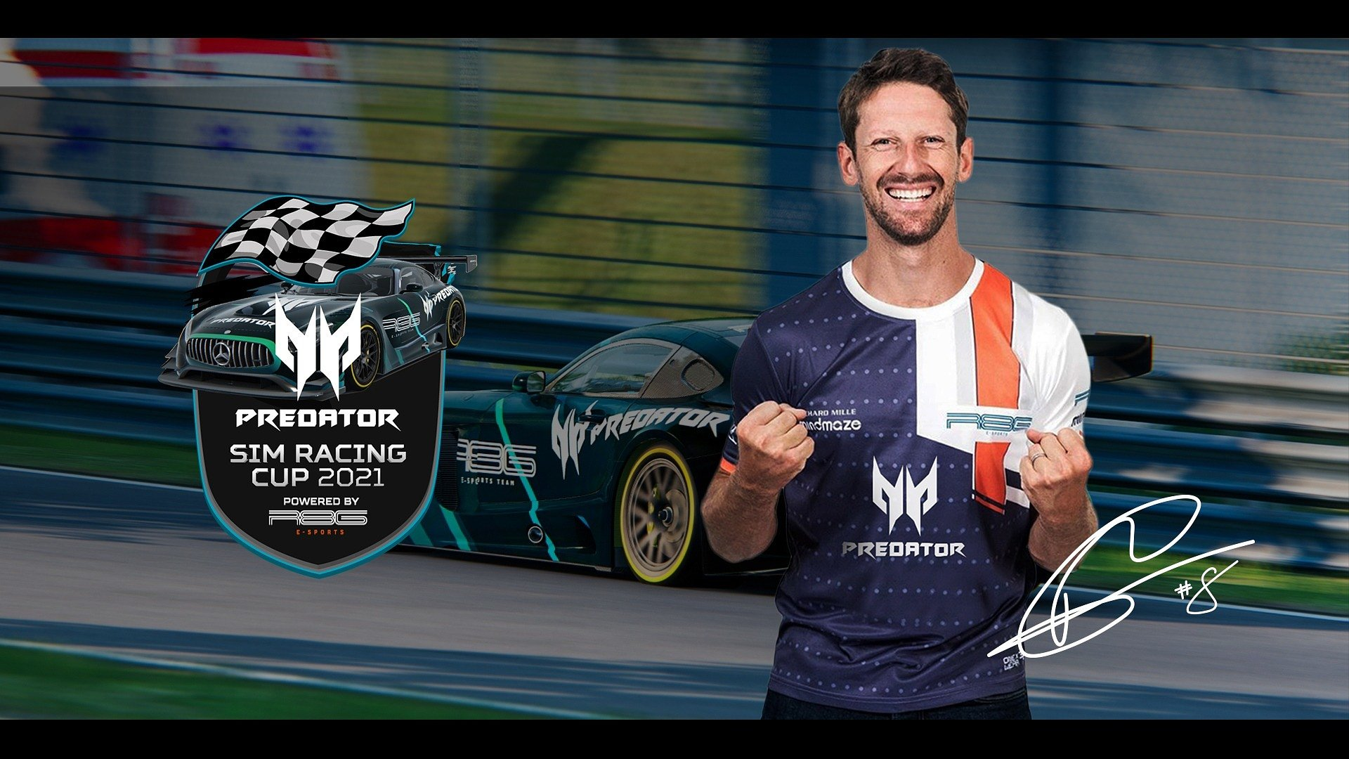 Polski finał Predator Sim Racing Cup 2021. Czas start!
